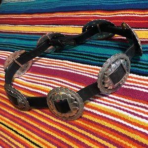 • brighton concho belt •